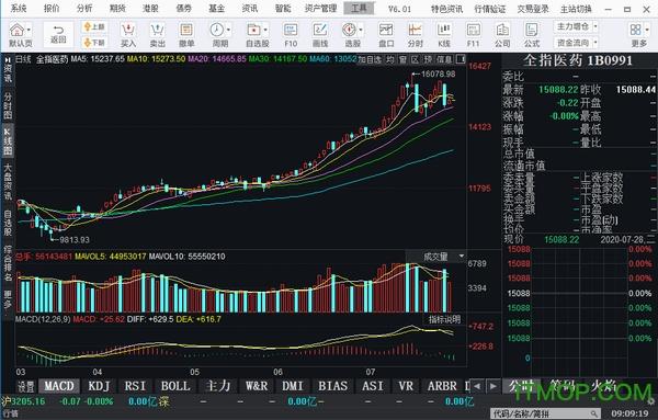 华泰证券网上交易系统专业版Ⅲ