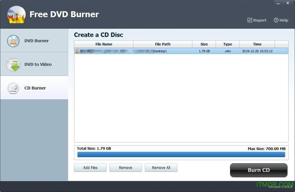 ilike Free DVD Burner