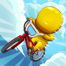 疯狂骑自行车的人游戏