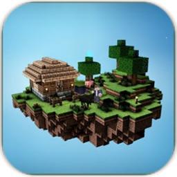 像素岛屿建设游戏