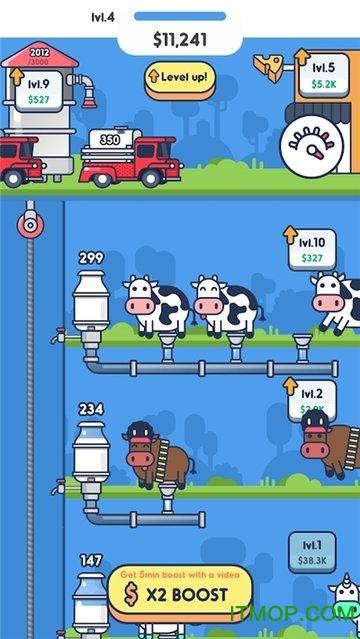 牛奶工厂流水线游戏下载