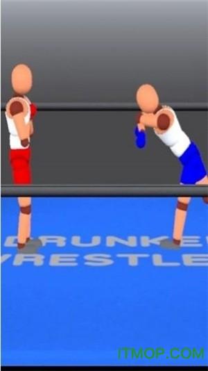 醉拳摔跤游戏 v1.01 安卓版 0