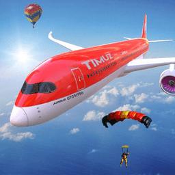 飞机驾驶模拟器游戏