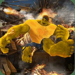 绿巨人战争