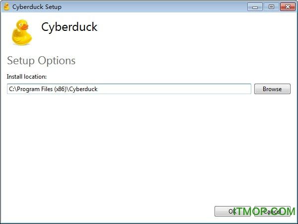 Cyberduck for Windows(FTP客�舳�) v7.8.3.34411 �G色免�M版 0