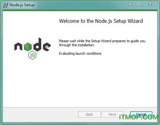 node.js 64 bit