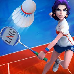 羽毛球闪电战游戏