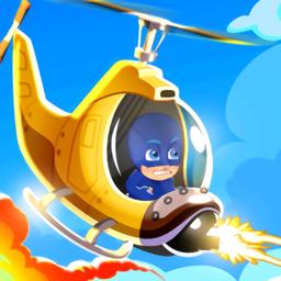 直升机超级英雄游戏v1.0 安卓版