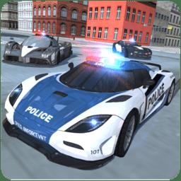 警车追逐模拟器中文版
