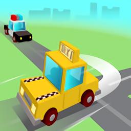 出租车与警察游戏