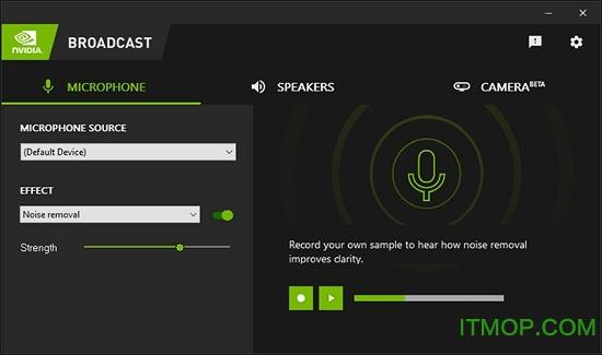 NVIDIA Broadcast下载