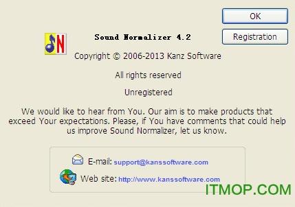 Sound Normalizer下�d