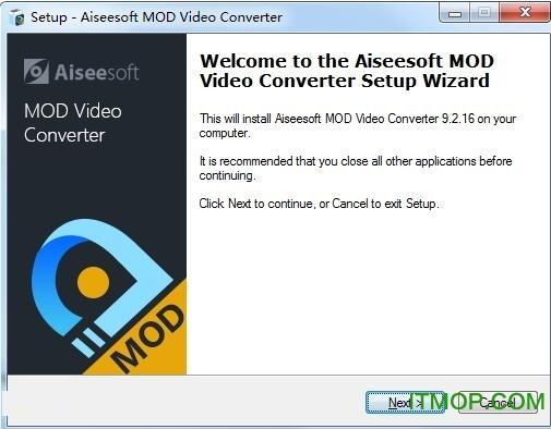 Aiseesoft MOD Video Converter官方下�d