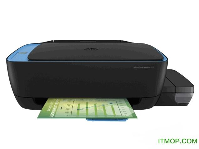 惠普419打印机驱动
