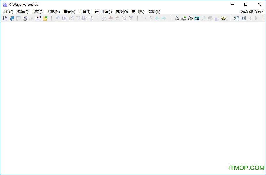 X-Ways Forensics32位/64位解锁绿色版 v20.0 中文版 0