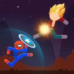 超级英雄大乱斗游戏