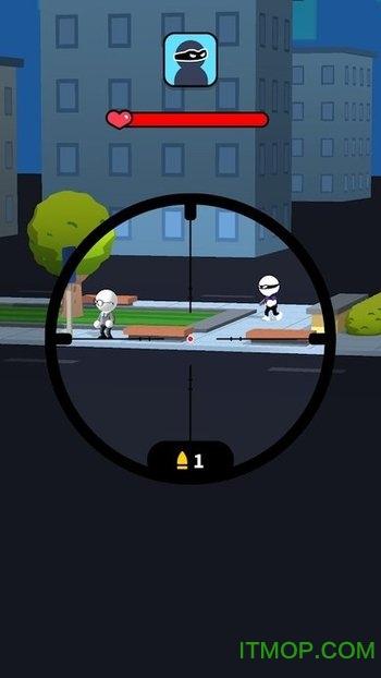 约翰尼狙击手最新版 v1.0.9 安卓版 0
