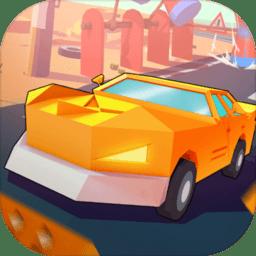 障碍赛车游戏单机版