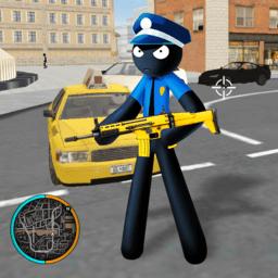 火柴人警察英雄v1.0 安卓版
