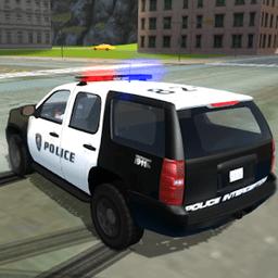 警车漂移模拟器