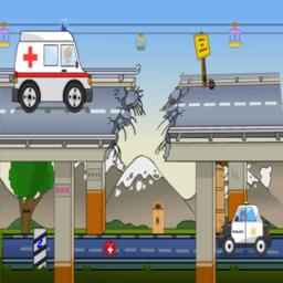 救救病人儿童小游戏