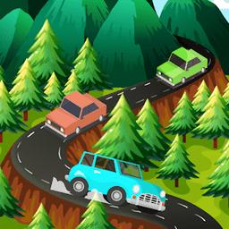 玩具赛车手机游戏