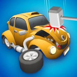 破坏汽车手机游戏