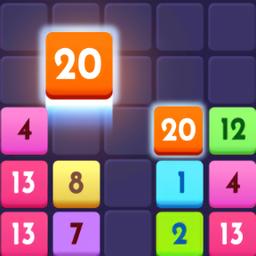 数字块合并难题游戏v1.14.82 安卓版