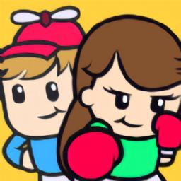 拳击女孩冒险游戏