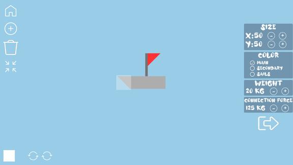 水上沙盒模拟器最新版 v1.0 安卓版 2