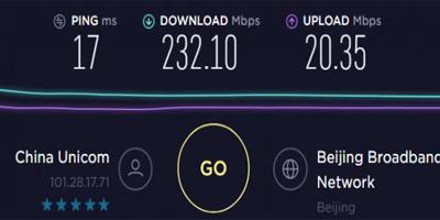 手机测网速
