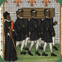 黑人抬棺游戏版