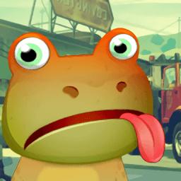 疯狂青蛙冒险手机版