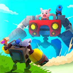 格斗机器人小游戏