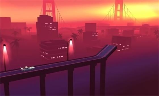 桥梁飞渡游戏
