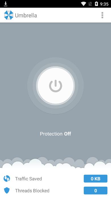 Umbrella防火墙软件 v1.4.5 安卓版 0