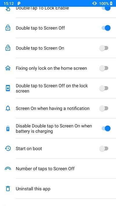 双击亮屏软件(DoubleTapToLock插件) v1.1.3.2 安卓版 2