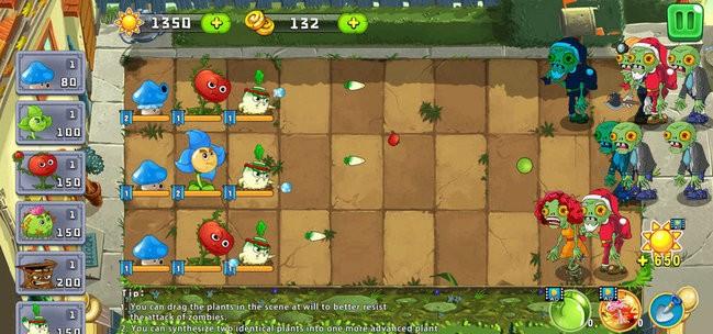 大战僵尸植物保卫战去广告版 v1.3.0 安卓版 0