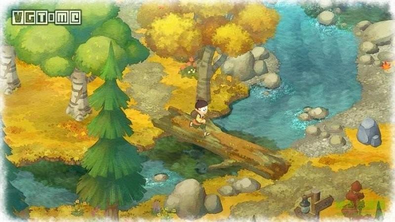 哆啦a梦牧场物语游戏