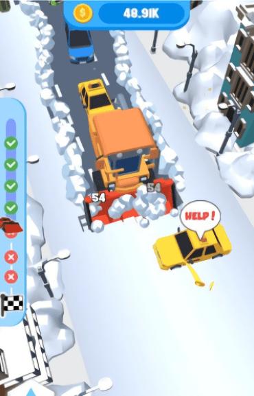 放置铲雪车救援手机版 v1.0.0 安卓版 0