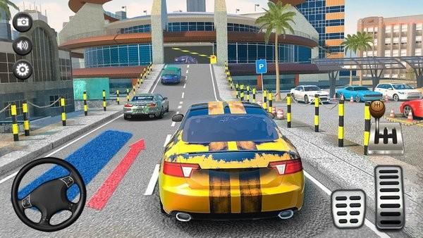 停车场真实模拟 v2.0 安卓版 1