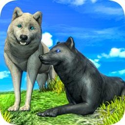 北极狼模拟器最新版