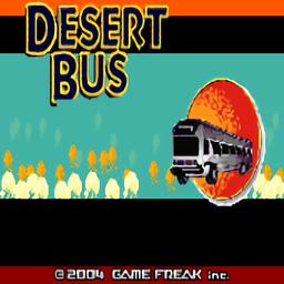 口袋妖怪沙漠巴士游戏