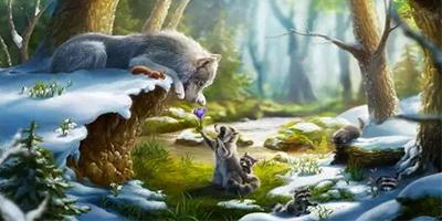 森林类游戏
