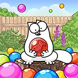 西蒙的猫泡泡时间游戏