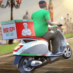 外卖骑手模拟器