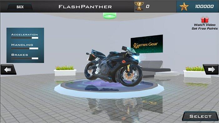 真实飞车狂飙摩托车游戏 v3.0 安卓版 2