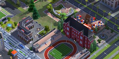 大都市游戏