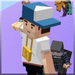 纸盒人终极淘汰赛游戏
