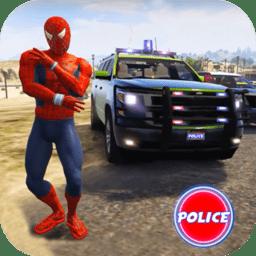 超级英雄警车手机版